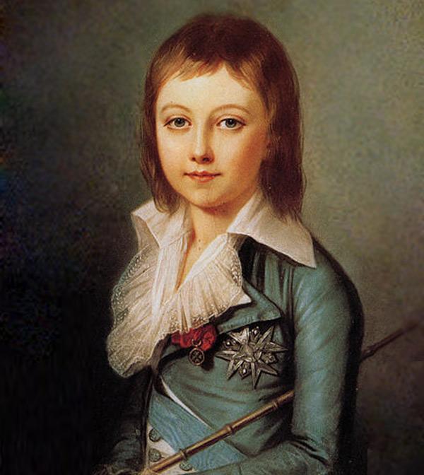 El misterio de Luis XVII de Francia