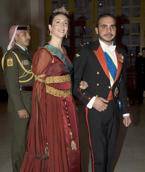 Rania de Jordania apoya a su cuñado, el príncipe Alí, en su candidatura a la presidencia de la FIFA