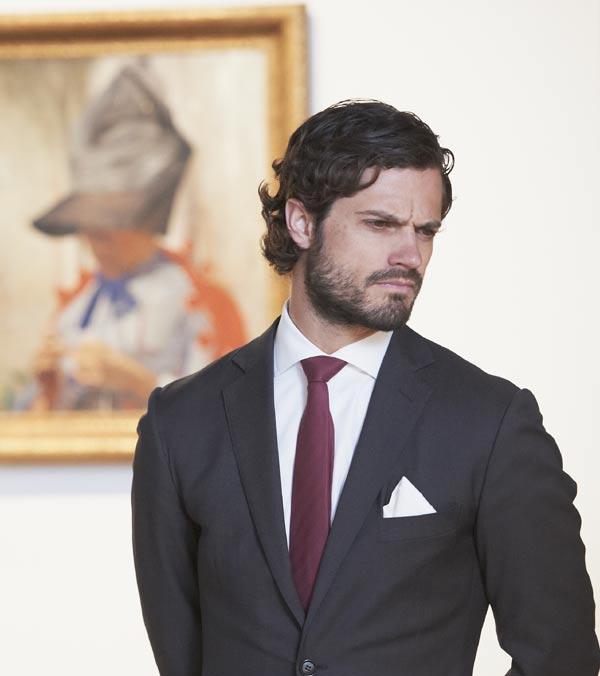 Carlos Felipe de Suecia y Pierre Casiraghi: los novios más guapos de la realeza