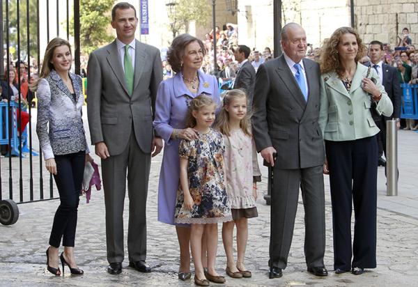 Los planes para Semana Santa de las Familias Reales europeas