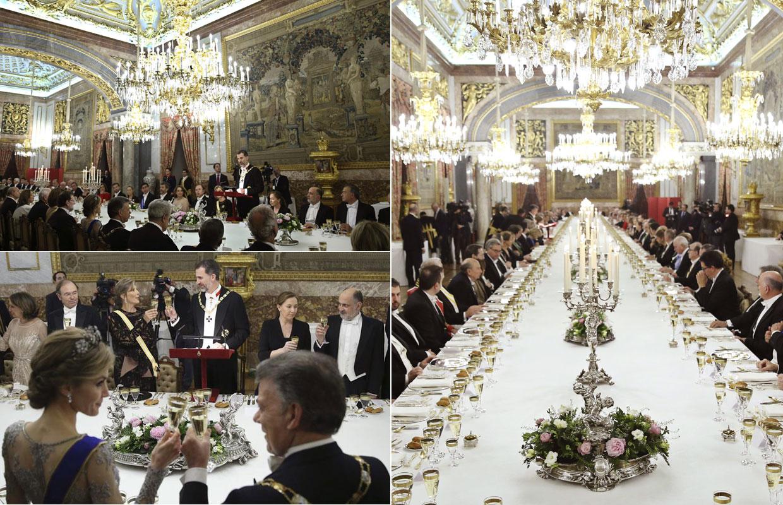 Comedores Reales: Descubre los lugares en los que se sientan a la mesa reyes y reinas