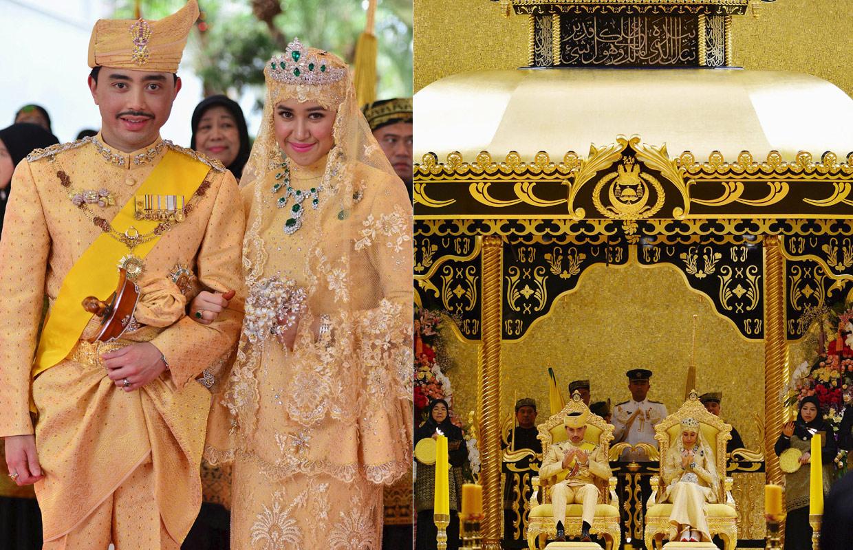 El vestido de boda más grande en el mundo
