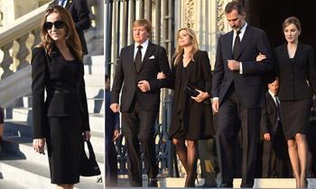 La realeza se vuelca en el funeral por Kardam de Bulgaria