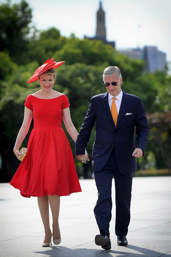 Las claves de la realeza para vestir este verano