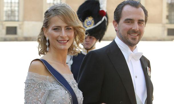 ¿Qué piensa una al convertirse en Princesa? Tatiana de Grecia lo cuenta