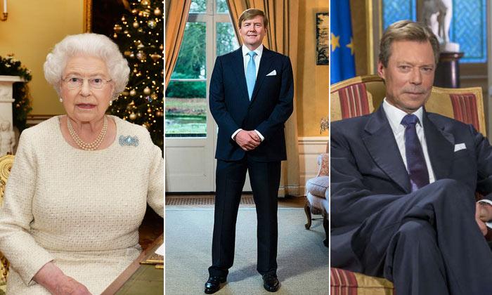 Holanda, Bélgica, Inglaterra... ¿Qué mensaje de Navidad han transmitido las otras Casas Reales?