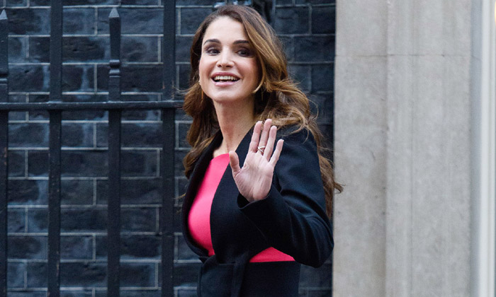 Rania de Jordania, la reina que cruza fronteras con una gran misión