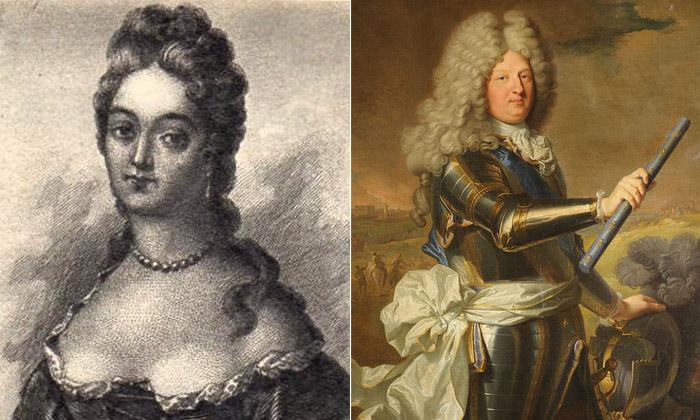 Madame de Choin, la mujer de 'El Gran Delfín'