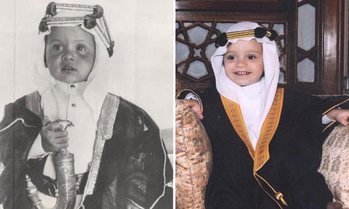 Los guapos niños de la foto son los grandes amores de una admirada Reina, ¿adivinas de quién?