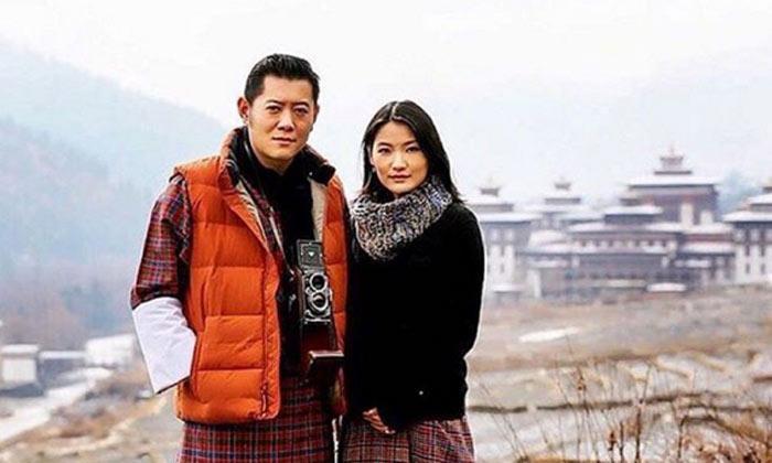 Los Reyes de Bután dan la bienvenida a su primer hijo