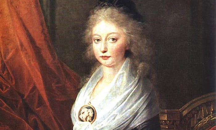 María Teresa de Francia, la 'Madame Royale'