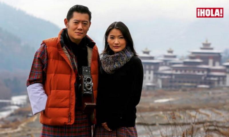 Así es Jigme Khesar, el enamorado rey de Bután y monarca más joven del mundo