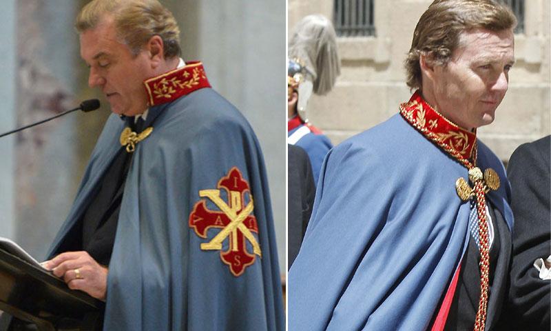 Los derechos femeninos al trono enfrentan a las dos ramas de la Casa Real de Borbón de las Dos Sicilias