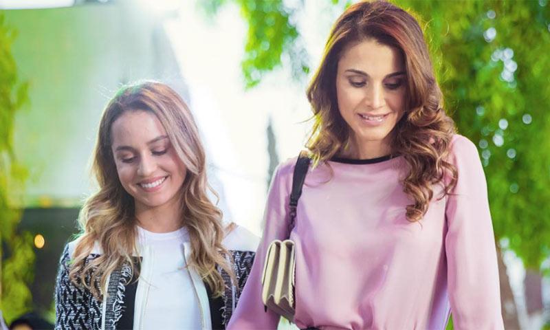 Imán de Jordania, el más fiel reflejo de su madre, la reina Rania