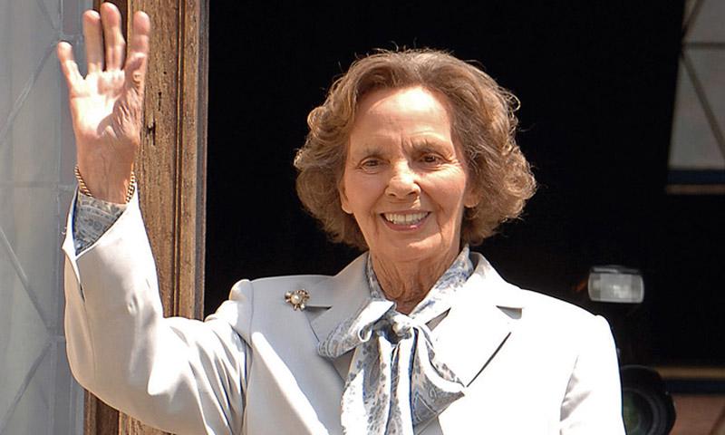 Fallece la reina Ana de Rumanía