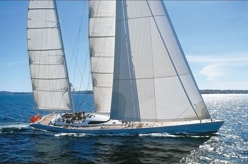 Entramos en el impresionante velero de Pablo y Marie Chantal de Grecia... ¡Está en venta!