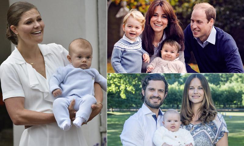 ¡Septiembre llega para todos! La agenda 'royal baby' de otoño