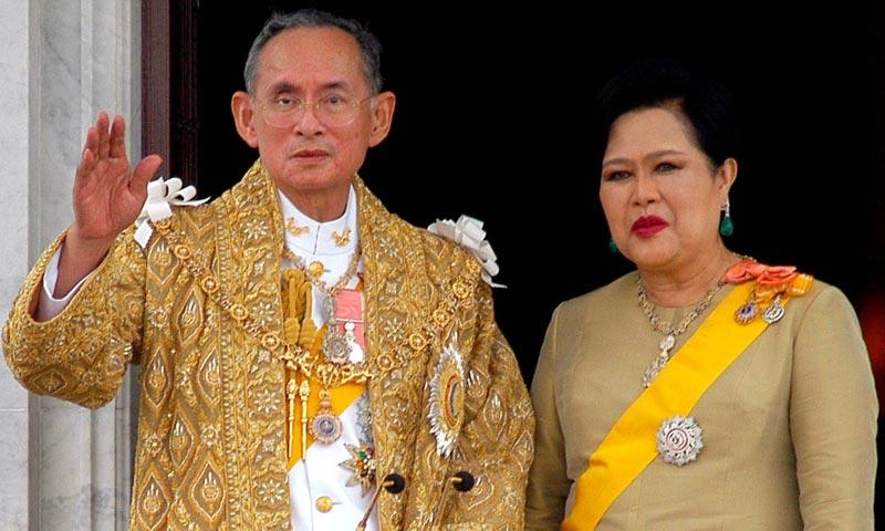 EN VÍDEO: Así fue la vida de Bhumibol Adulyadej, el rey más longevo en el trono