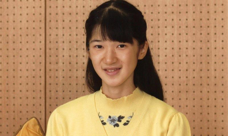 Aiko de Japón reaparece mucho más delgada en su 15º cumpleaños