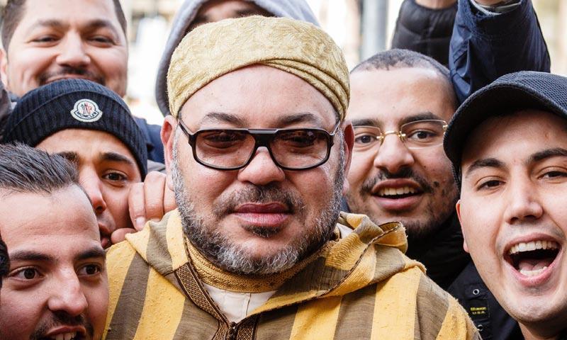 El radical cambio de estilo del rey de Marruecos, Mohamed VI, que ha sorprendido a todos