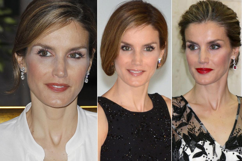 Las coincidencias en los joyeros de do a letizia y la duquesa de cambridge foto - Fotos de pendientes ...