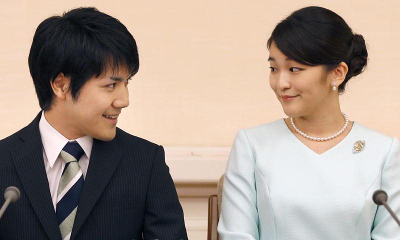 Desvelados los detalles de la boda de la princesa Mako de Japón con su compañero de universidad