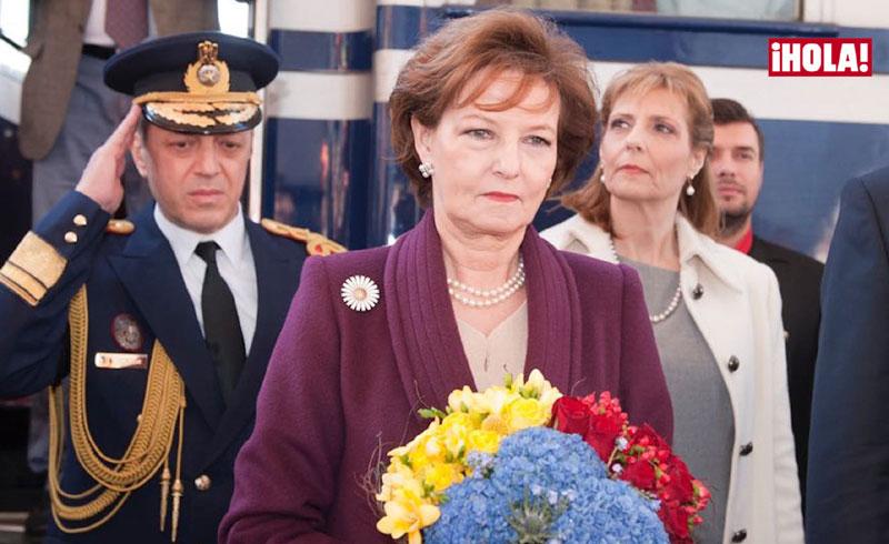 Así es Margarita, sucesora de Miguel de Rumanía