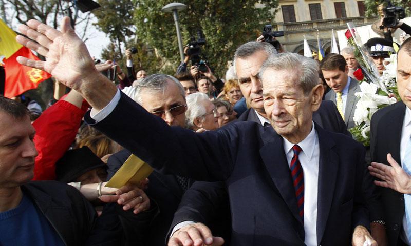 Muere el destronado rey Miguel de Rumanía, el primo favorito de la reina Sofía
