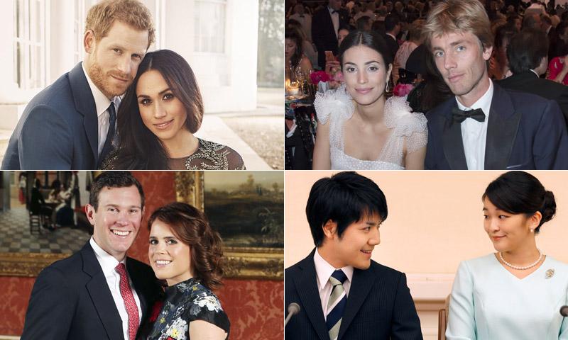 ¡Cambio de planes! Adiós a una de las bodas reales del 2018