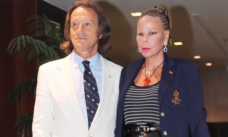 Kitín Muñoz lo aclara todo en HOLA.com: 'Esta es la verdad sobre el accidente de nariz de Kalina de Bulgaria'