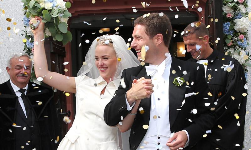 Otra boda real para este 2018: una princesa alemana ha dicho 'sí'