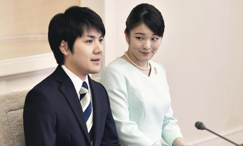 Sale a la luz el verdadero motivo del aplazamiento de la boda de Mako de Japón