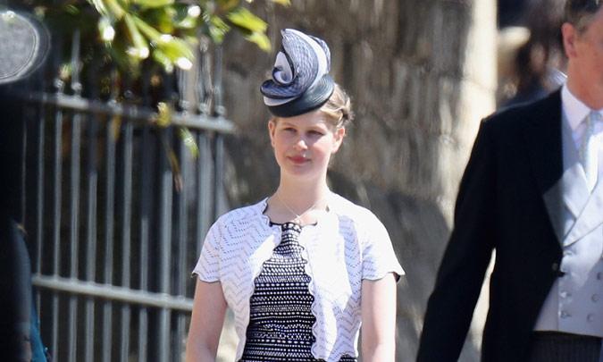 Lady Louise de Windsor, la nieta preferida del Duque de Edimburgo, cumple 15 años