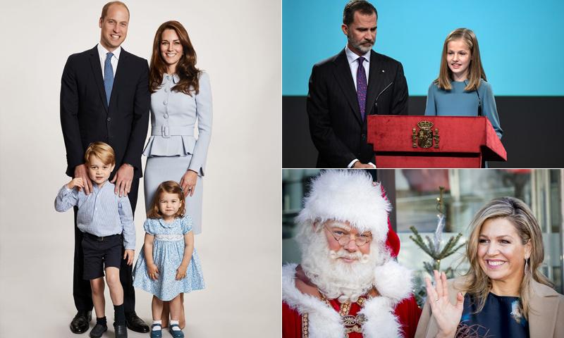 ¿Por qué este año serán más interesantes los 'christmas' de las Casas Reales?
