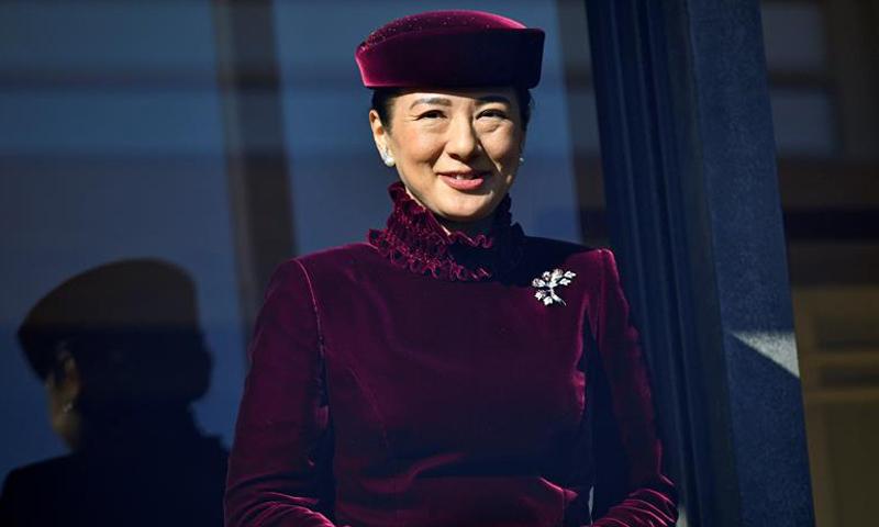 Masako de Japón, la 'princesa triste' que quiere dedicarse 'a la felicidad de la gente'