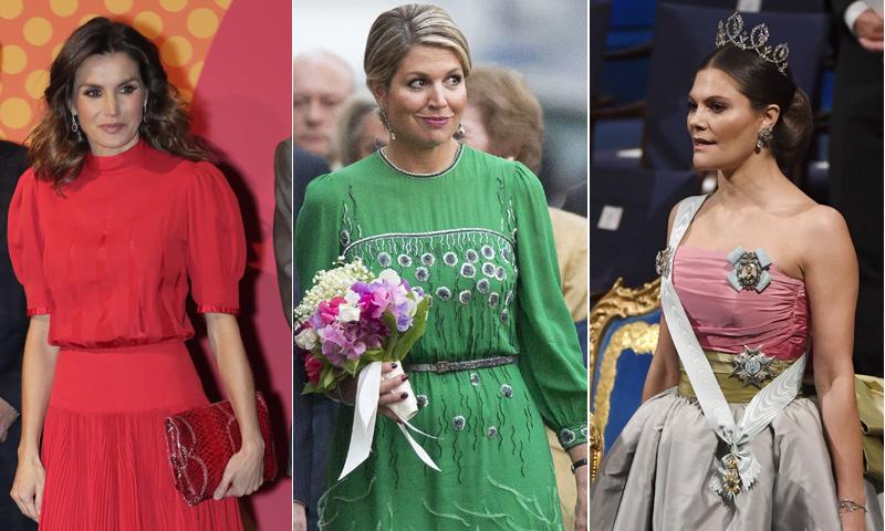 Cuando las 'Royals' heredan ropa ¡y no solo de sus madres!