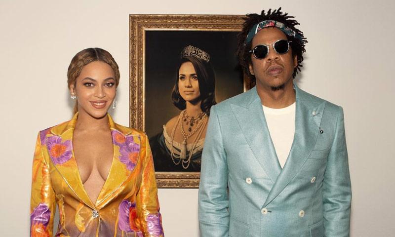 El curioso homenaje de Beyoncé a Meghan Markle con guiño a la reina Letizia incluido