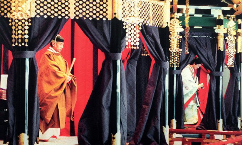 Así pasará el Trono de Japón de Akihito a Naruhito: todos los rituales y ceremonias de la Casa Imperial