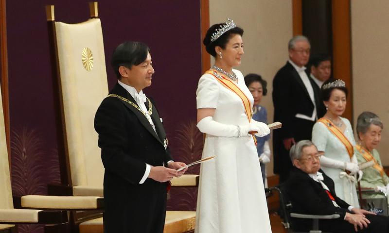 Naruhito ya es el nuevo emperador de Japón