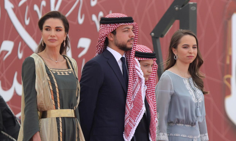 El motivo por el que Iman de Jordania no estuvo en los actos del Día de la Independencia
