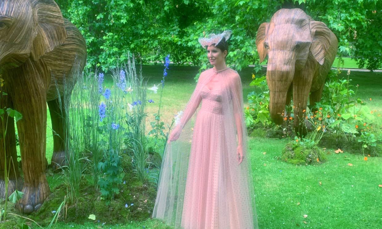 Vega Royo-Villanova, la española que se codea con el príncipe Carlos y Camilla en Clarence House