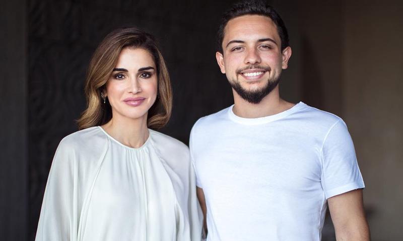 Hussein de Jordania cumple 25 años convertido en uno de los jóvenes herederos más cotizados