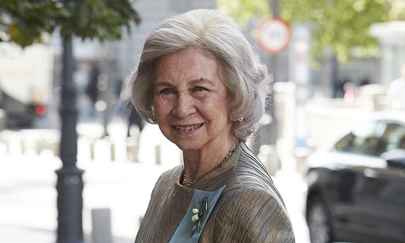 EXCLUSIVA de ¡HOLA!: La Familia Real griega desmiente que la Reina Sofía se mude a Grecia
