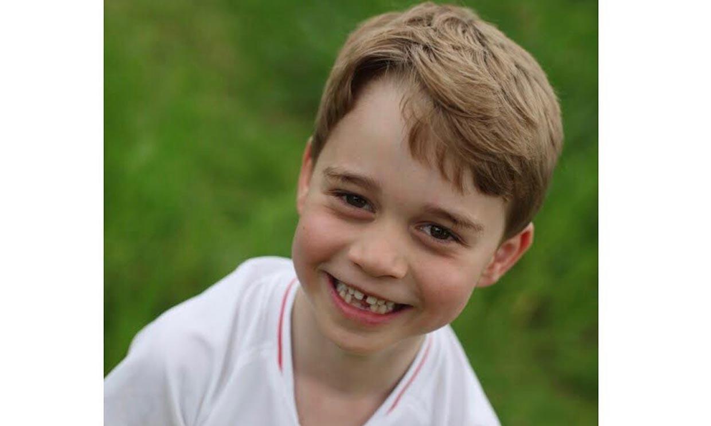 ¿Qué tiene de significativo el posado de cumpleaños del príncipe George?