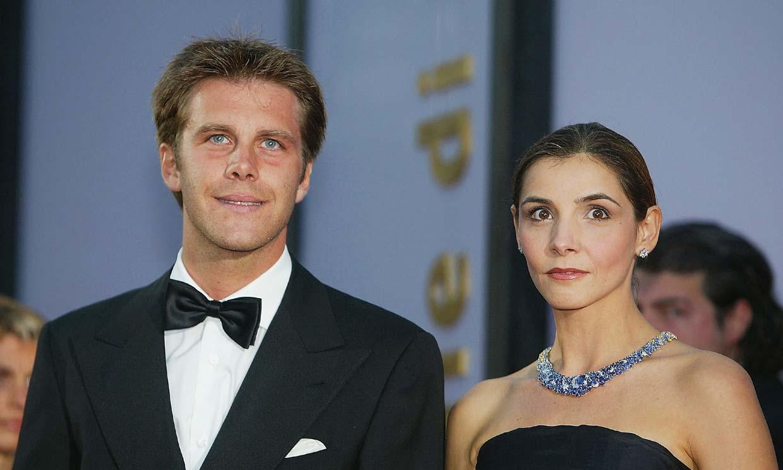 El príncipe Filiberto de Saboya y Clotilde Courau víctimas de un robo millonario en su casa de París