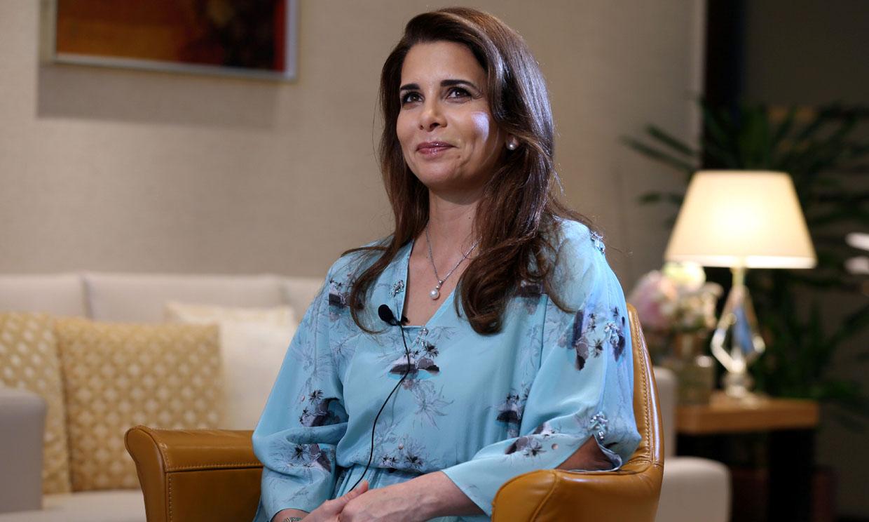 De una huida en secreto al juicio por el divorcio: las decisiones de Haya de Jordania