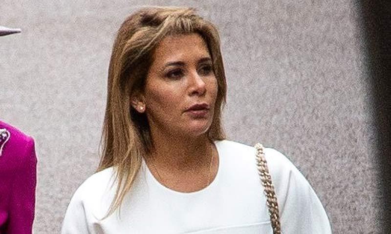 Haya de Jordania asiste al juicio por la custodia de sus hijos que la enfrenta al emir de Dubái