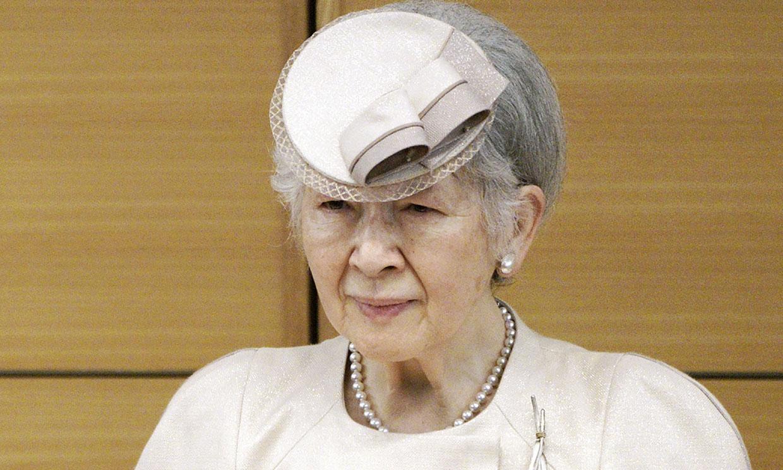 La emperatriz Michiko de Japón será operada de un cáncer de mama
