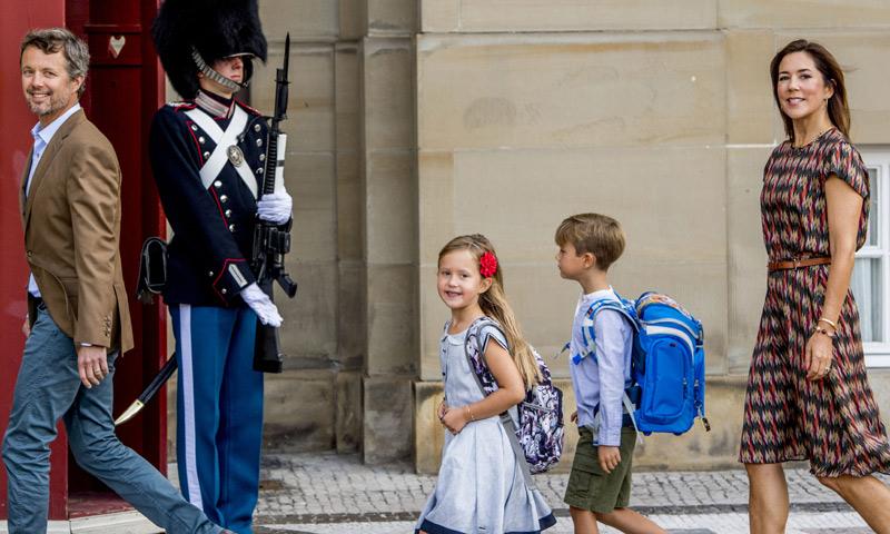 Escuela pública, metodología Montessori... así se educan los príncipes y princesas europeos