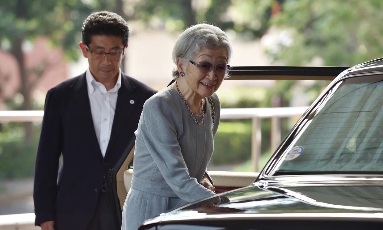 Michiko de Japón recibe el alta tras ser operada con éxito de cáncer de mama